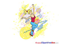 Club Dancer download Clipart Party Cliparts