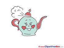Kettle printable Party Images