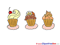 Pancakes free Illustration Party