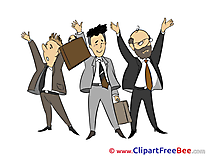 Business Men  Clip Art download for free
