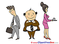 Collective Office People Images download free Cliparts