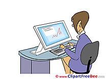 Secretary download Clip Art for free