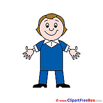 Welcome Man free Cliparts for download