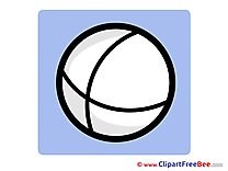 Ball Clipart Pictogrammes Illustrations