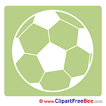 Football Ball free Cliparts Pictogrammes