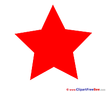 Red Star Pics Pictogrammes free Cliparts