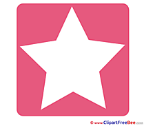 Star Cliparts Pictogrammes for free