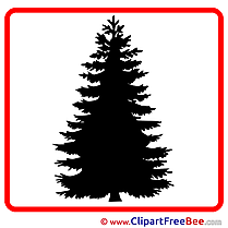 Tree Pictogrammes Clip Art for free