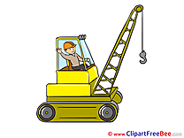 Crane free Illustration download