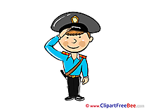 Policeman Pics download Illustration
