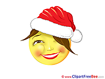 Christmas Smiles download Illustration