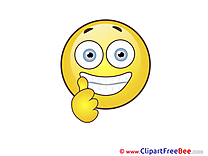 Cool free Cliparts Smiles