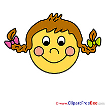 Delighted free Cliparts Smiles