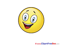 Glad Clipart Smiles Illustrations