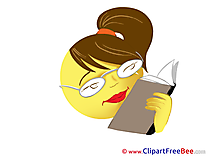 Reading printable Smiles Images