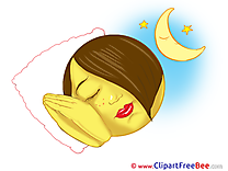 Sleep Clipart Smiles free Images