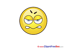 Upset Clipart Smiles Illustrations