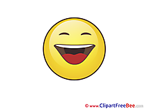 Very funny free Cliparts Smiles