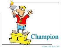 Champion Clipart