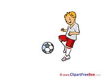 Children Football Pics Football free Cliparts
