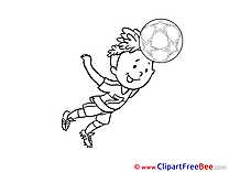 Coloring Ball download Football Illustrations