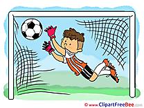 Dangerous Moment Clip Art download Football