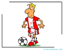 Football Player - Soccer Graphics free