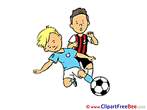 Forward Clip Art download Football