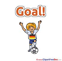 Goal Football Illustrations for free