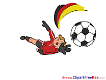 Goalkeeper download Clipart Football Cliparts