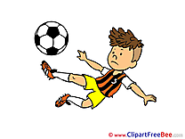 Kick Clipart Football free Images