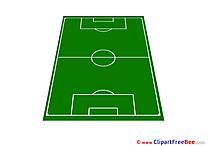 Pics Field Football Illustration
