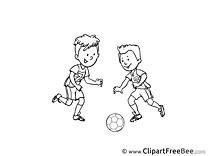 Team free Illustration Football