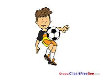Tricks free Cliparts Football