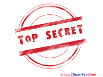 Printable Top Secret Stamp Images