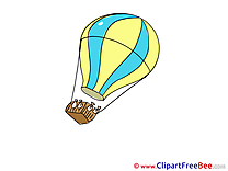 Air Balloon free Illustration download