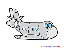 Aircraft download Clip Art for free