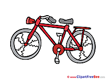 Bicycle Pics download Illustration