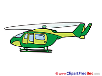Clipart free Helicopter Illustrations