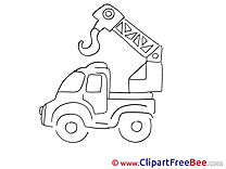 Crane Clipart free Illustrations