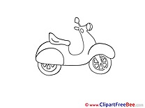 Moto Clipart free Image download