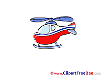 Printable Helicopter Images for download