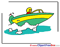 Speedboat Pics free Illustration