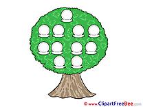 Family Tree download Illustration