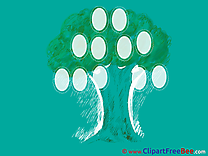 Free Illustration Family Tree