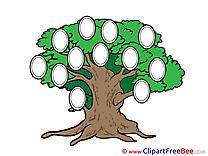 Pics Family Tree free Cliparts