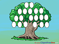 Printable Family Tree Images