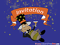 Bug download Wishes Invitations Postcards