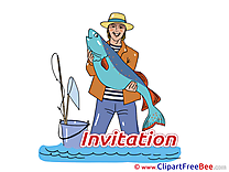 Fisher Wishes Invitations free eCards