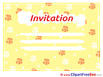 Image Invitations Wish Card